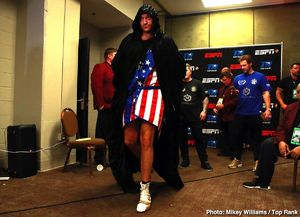 Tyson Fury gives 4-fight plan
