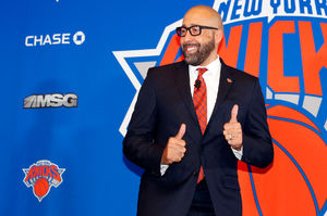 David Fizdale has team he