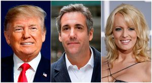 Trump, Cohen have backed away