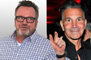 Tom Arnold had run-in with