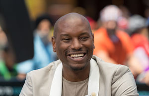 Tyrese Is Working on a Rap