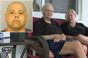 Elderly Couple Held Hostage