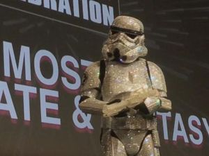 WATCH: Star Wars cosplay
