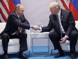 Trump thanks Putin for