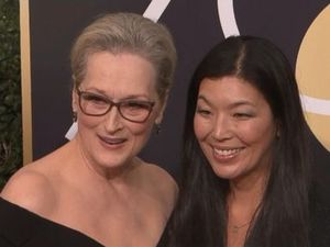 WATCH: Backstage at the Golden