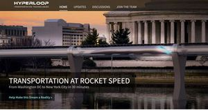 Hyperloop may be a