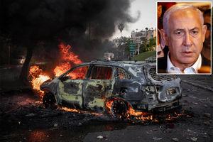 Netanyahu declares state of