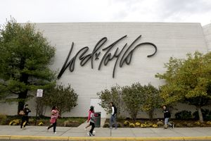 Lord & Taylor files for