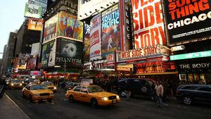 Broadway Tour Crews Must Be