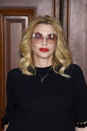 Courtney Love warned young