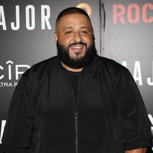 DJ Khaled avoids eye contact