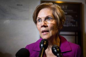 Elizabeth Warren reveals she