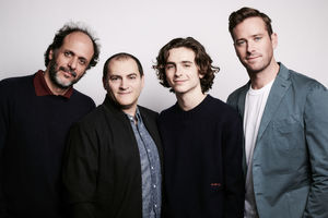 'Call Me By Your Name' Team On