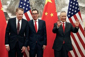 U.S.-China Trade War Snowballs