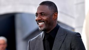 Idris Elba's Stylist Explains