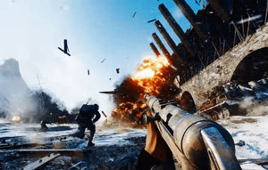 Two new 'Battlefield 6' images