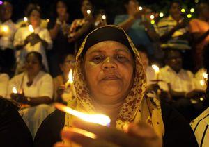 Sri Lanka's President Says He