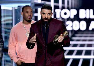 Drake wins top artist