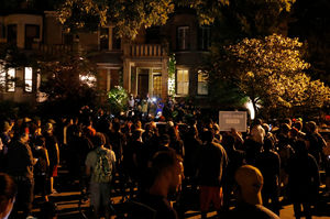 St. Louis protesters march to