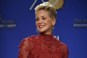 Sharon Stone writes memoir