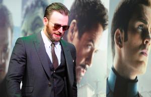 Chris Evans on Captain America