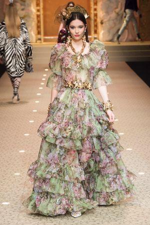 Dolce & Gabbana Show Their