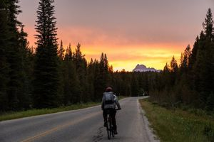 I Biked Across the Canadian