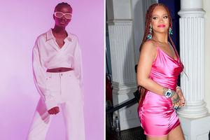 Rihanna's new Fenty summer