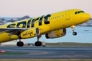 Fast-growing Spirit Airlines
