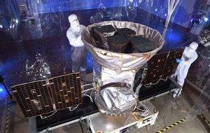 TESS planet-hunting satellite
