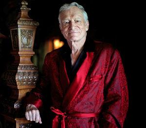 Playboy Says Goodbye to Hugh
