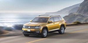 2018 Volkswagen Atlas puts VW