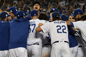 Free-spending Dodgers could