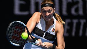 Kvitova storms into Australian