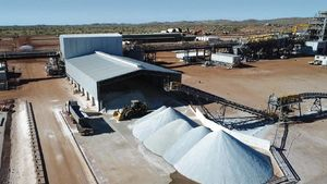 Pilbara Minerals goes into