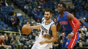 Report: Pistons, Timberwolves