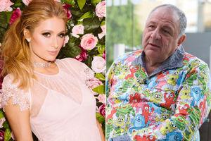 Paris Hilton 'argues' with