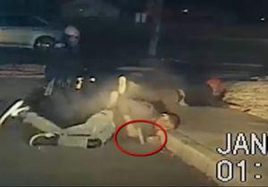 Dashcam shows teen firing at