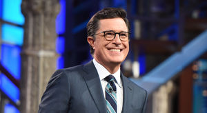 Stephen Colbert Takes Victory