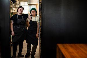 Chef partnerships becoming