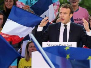 WATCH: French presidential