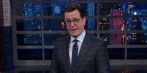 Is Stephen Colbert's Late