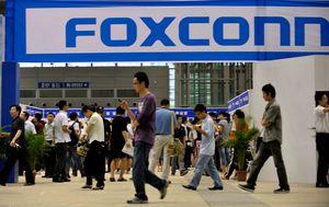 Apple iPhone supplier Foxconn