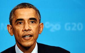 President Barack Obama urged