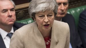 Brexit: Theresa May considers