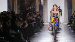 Every Look From Versace's Fall