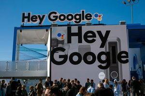 Google's aggressive push at