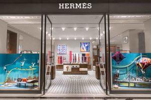 Hermès Net Profits Rise