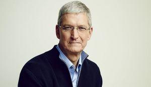 Apple CEO Tim Cook says 'calm
