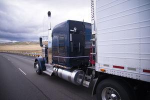 Trucker fatally struck highway
